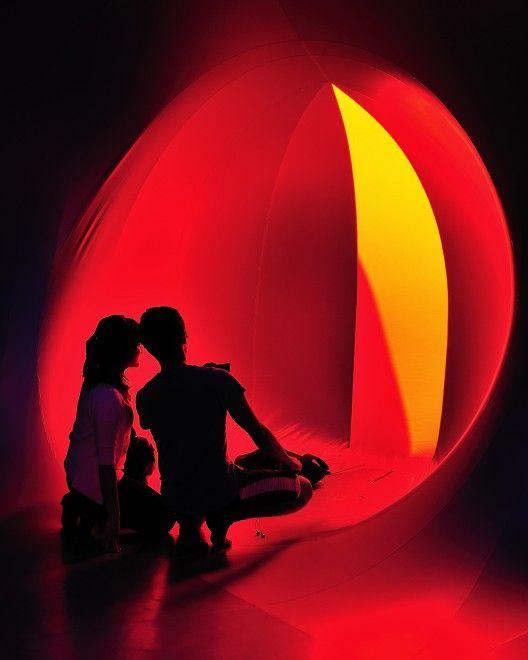 Exposición Luminarium 2010