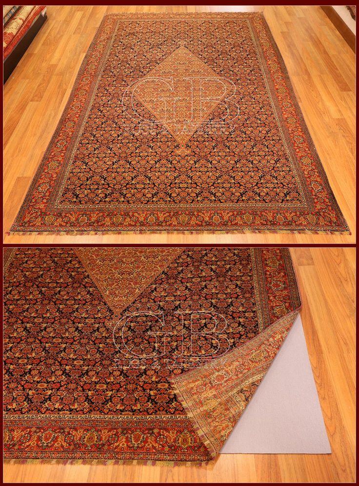 - Anche il peso dei mobili sarà mitigato ed il tuo tappeto persiano soffrirà meno. - Inoltre è perfetto anche se hai il riscaldamento a pavimento