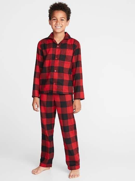 Plaid Flannel Sleep Set for Boys Bedroom ideas in 2018 Pinterest