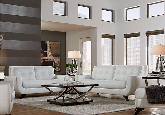 Wall Paint Idea Sofia Vergara Positano White Leatherthe