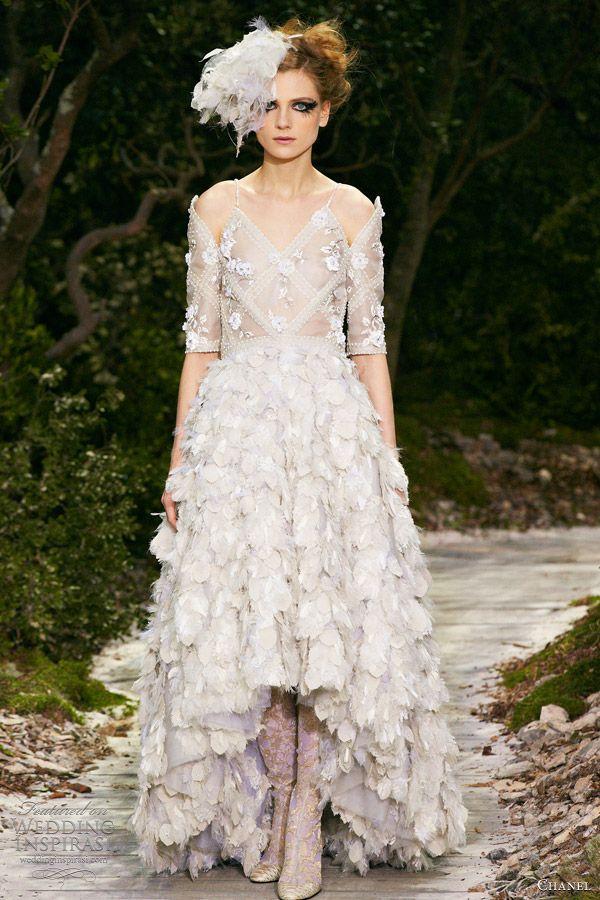 Best 25  Chanel Wedding Dress ideas on Pinterest   Chanel dress ...