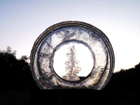 Roue de glace de Alain Bernegger