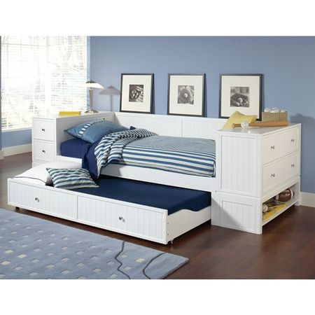 Cody Trundle Daybed. hmm maybe for a child's room?