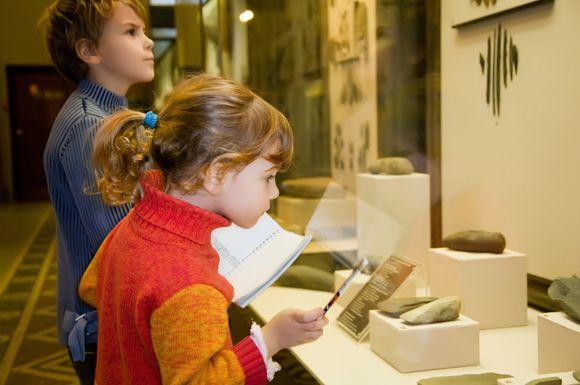 Musei per bambini: andiamo al museo con i piccoli!