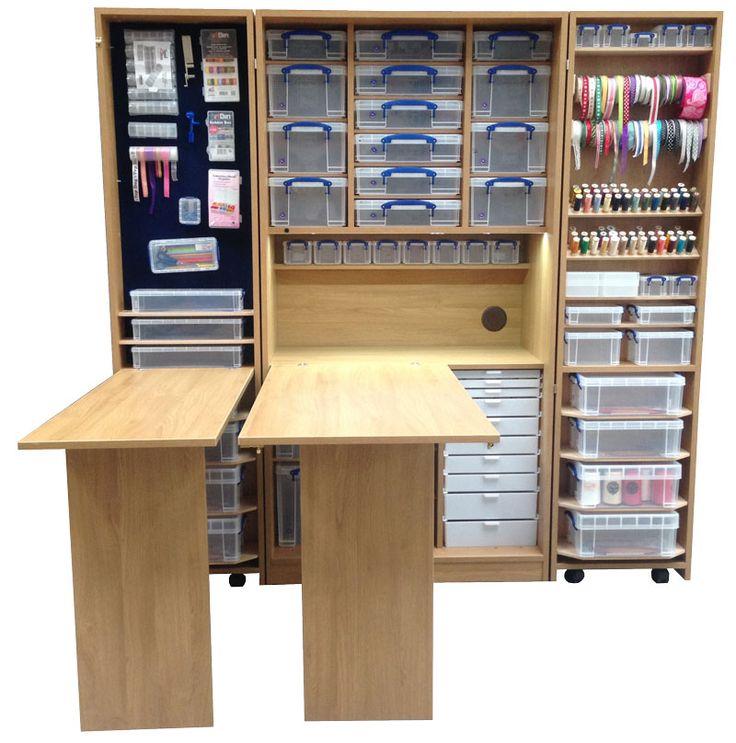 Foldaway Craft Cupboard Uk