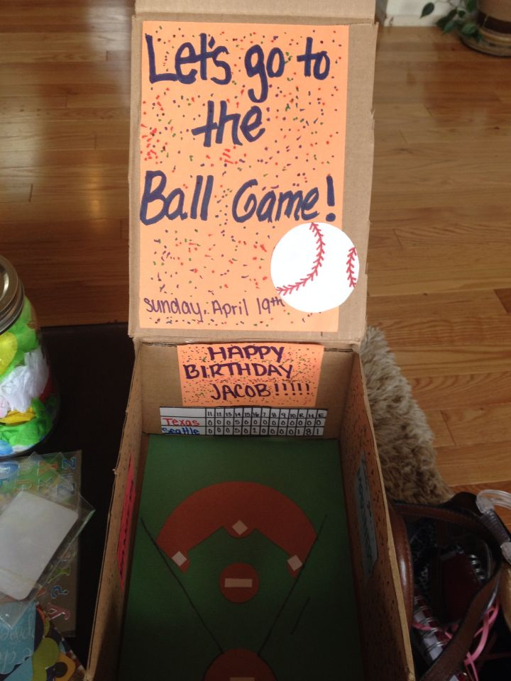 Heres A Great Way To Deliver The Message In Fun All You Need Is Box Construction Pa