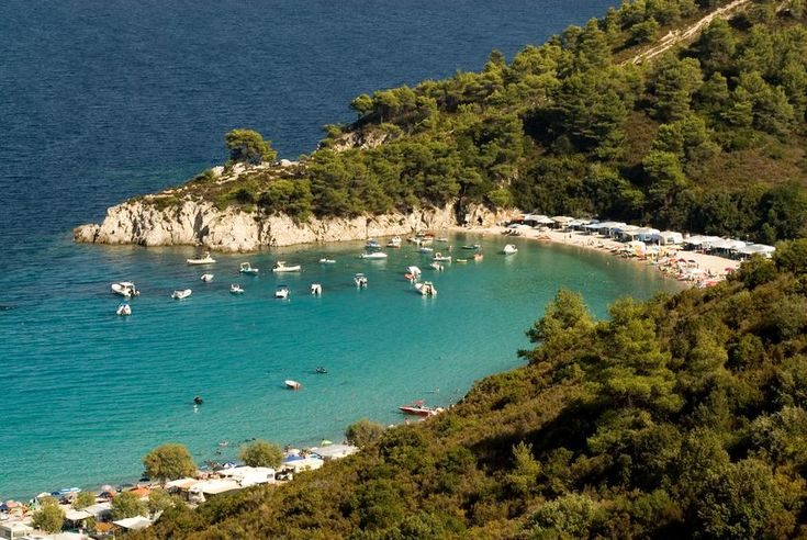 Most Beautiful Beaches in Greece | Armenistis Beach, Sithonia, Halkidiki