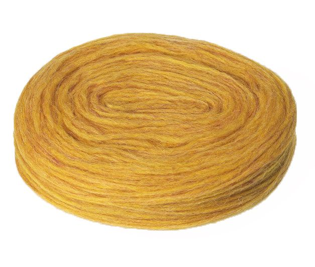 Plötulopi 1424 - golden - available at alafoss.is #yarn #knitting #wool #icelandic