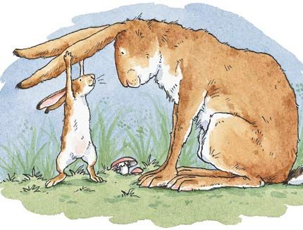 Guess How Much I Love You, Anita Jeram