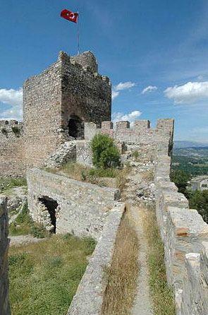 Boyabat #casle in North #Turkey