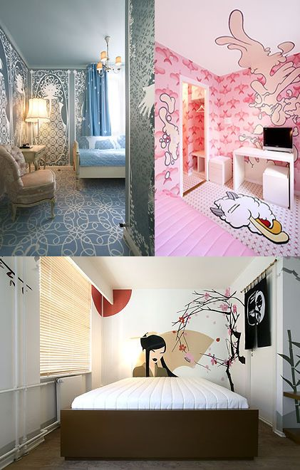 38 best hotel fox art design hotel in copenhagen for Design hotel copenhagen