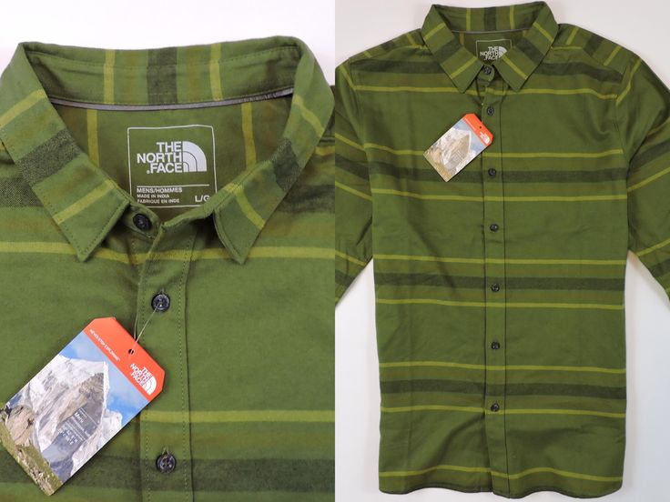 The North Face Approach Flannel #thenorthface #flannel #outdoors #hiking