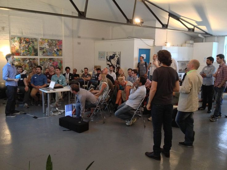 How to create innovation for Mobile Apps - Oct 17 @ Protein Studio. Over 50 guests attended this event.