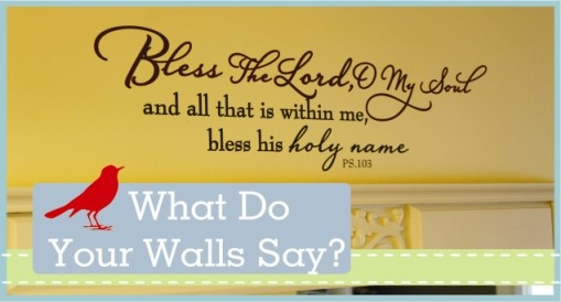 85 best wall praise images on Pinterest | Inspirational wall decals ...