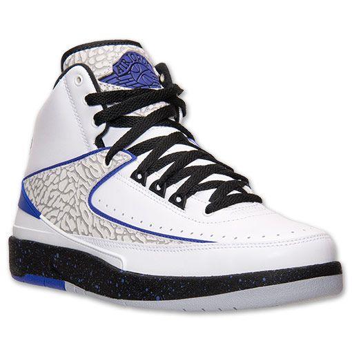Men's Air Jordan Retro 2 Basketball Shoes. When you take a look at the Air
