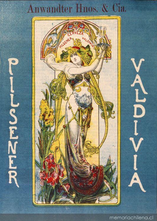 Pilsener Valdivia, 1903
