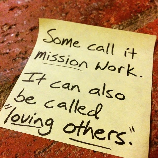 Mission Trip Quotes: Best 20+ Mission Quotes Ideas On Pinterest
