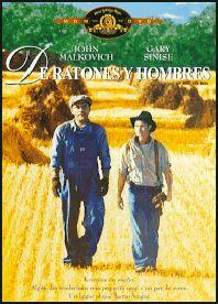 De ratones y hombres (1992) EEUU. Dir.: Gary Sinise. Drama. Discapacidade. Cine social. Gran Depresión - DVD CINE 1575