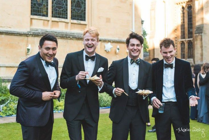 The unmissable 2016 University College ball transforming the oldest Oxford college into a night on a cosmic scale… image courtesy of and © Marie Wong