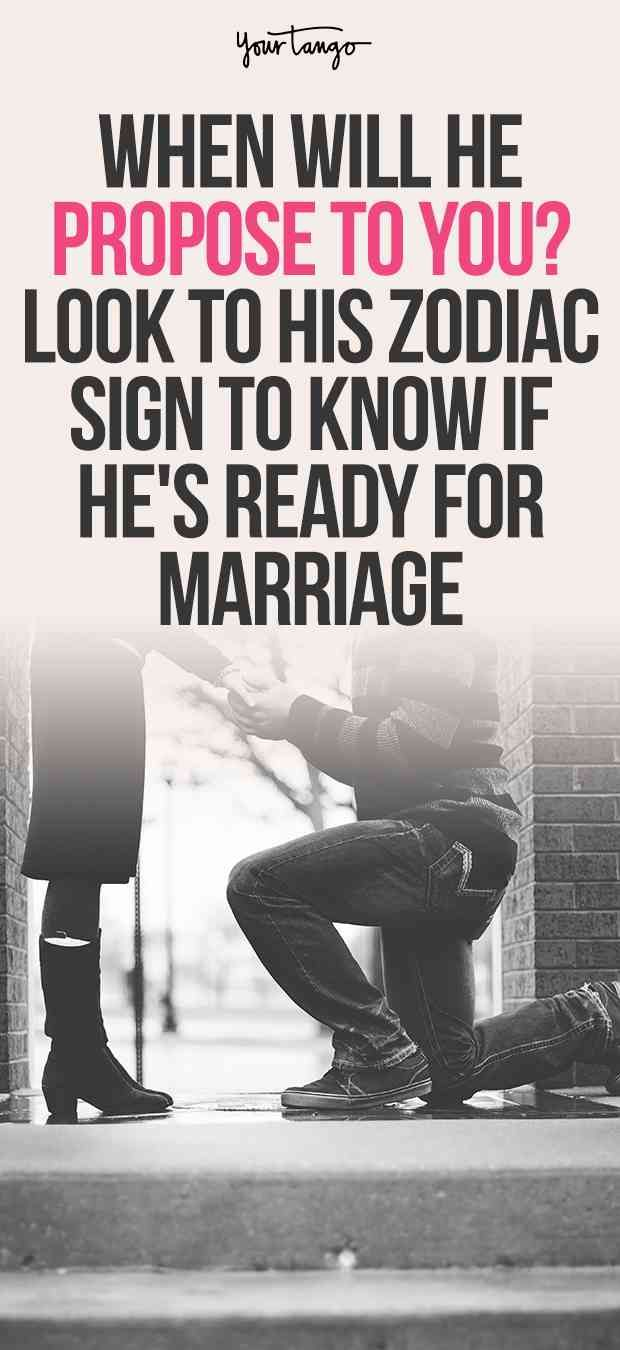 how do you know if your ready for marriage