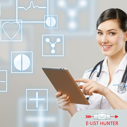 Increase your #healthcare customers by tenfold - Healthcare #Mailing #Lists - E-List Hunter. Details in http://bit.ly/1SVcrdj