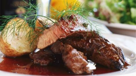 Kangaroo tail recipe (Italian style)  Tail meat is excellent
