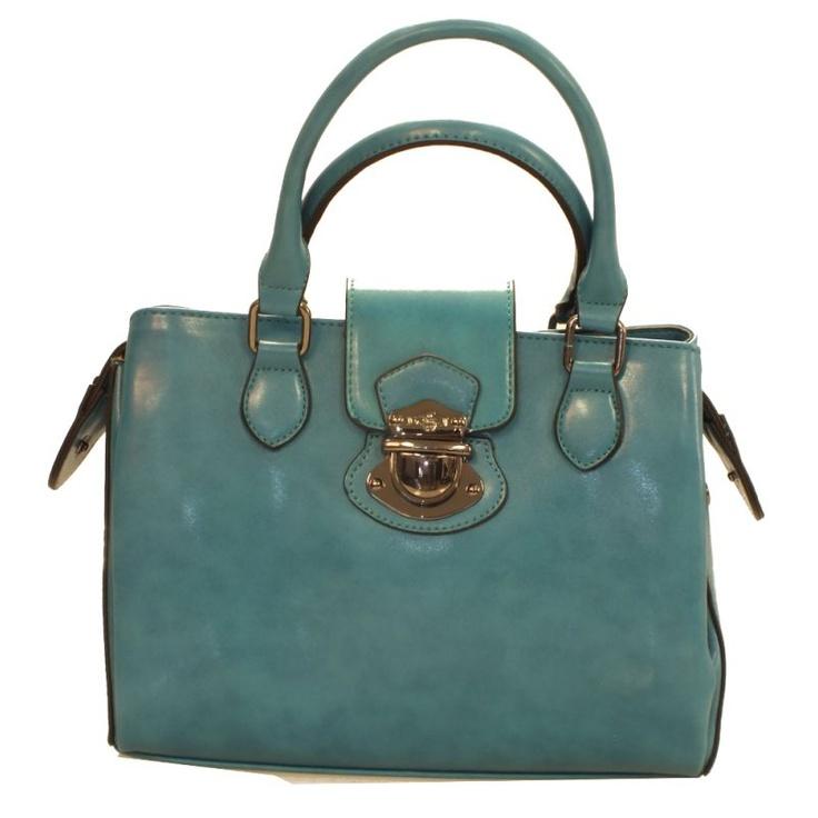 David Jones Kompakte klassische Handtasche
