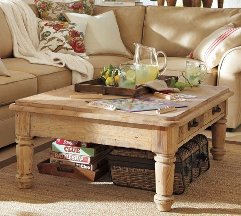Hamilton Reclaimed Wood Coffee Table From Pottery Barn Furniture Pinterest Pottery Coffee