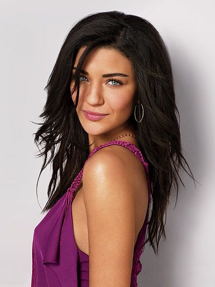 "JESSICA SZOHR. ""I'm Hungarian and a quarter Black, so I'm a mutt."""