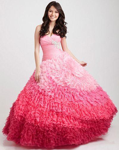 68 besten Dresses Bilder auf Pinterest | Ballkleider, Schöne kleider ...