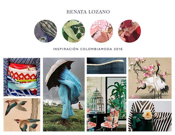 Inspiración Colombiamoda 2016