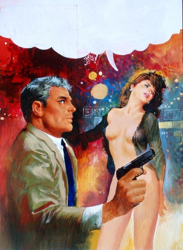 Carlo Jacono - ZIP n.17 Comic Art