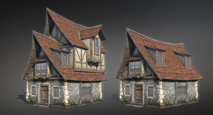 3d model of Fantasy House 07  http://www.turbosquid.com/FullPreview/Index.cfm/ID/1057484?referral=Sergey_Ryzhkov