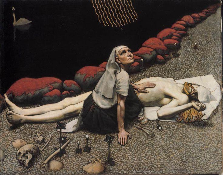 Lemminkäisen äiti, 1897