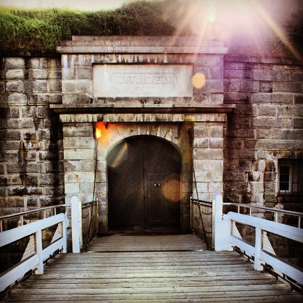 Citadel Hill Halifax, NS