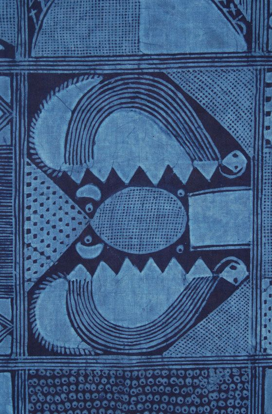 Adire ElekoEleko Textiles, African Textiles, Yoruba Textiles, African Yoruba, Fiber Art, Fiber Textiles Art, Adire Eleko, Fabrics Art, African Adire