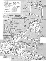 Go Kart Wheel Racer Plans