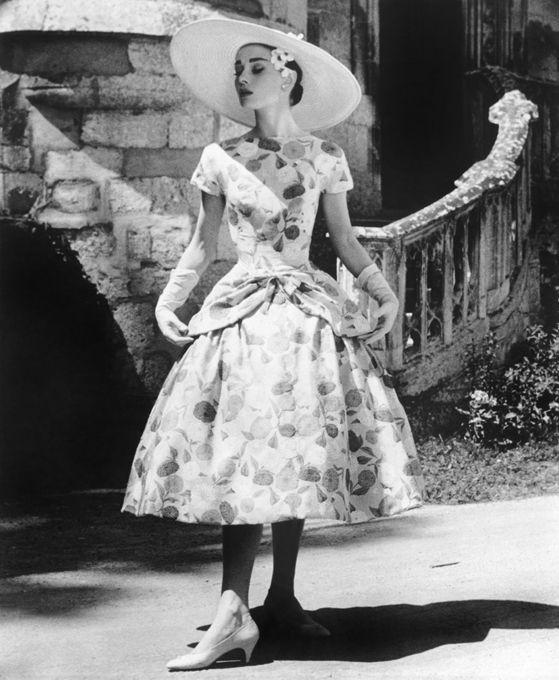Одри Хепберн: фея любви и красоты