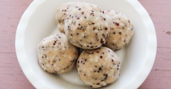 Gumballs Cookie DOugh Bites