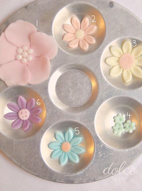 Colorful Flowers Cake:la guida per realizzare una torta fiorita. Free Tutorial | Cake