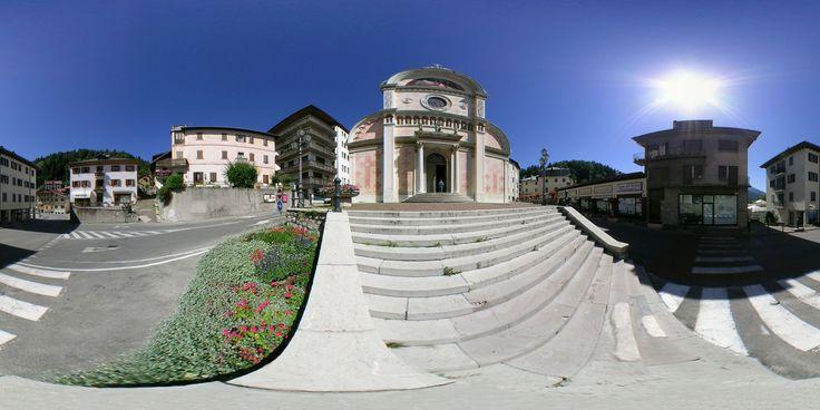 # Chiesa di S.Maria Nascente, fotografo Renato Bortot, http://www.bellunovirtuale.com
