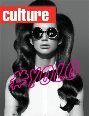 CULTURE Magazine - #YOLO