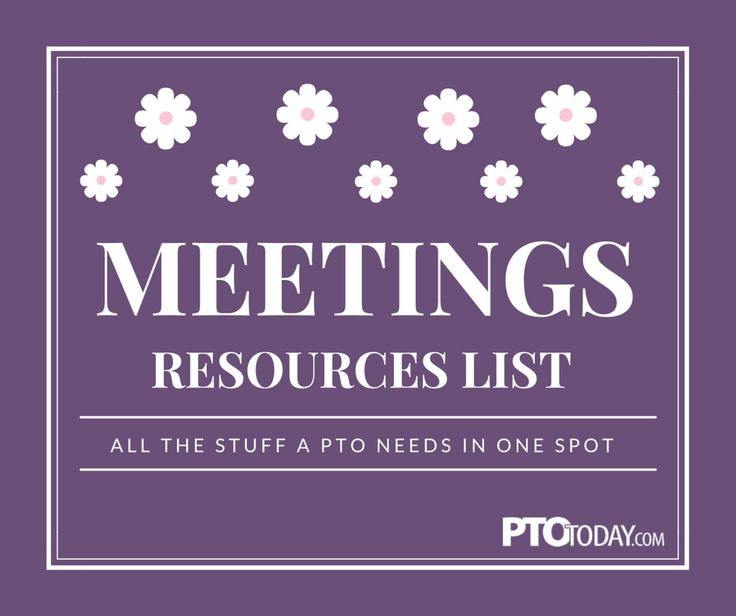 63 best Meeting Ideas images on Pinterest Pta, Fundraisers and - minutes of meeting template free download