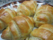 Stuffed Croissants Recipe - Croissants with Merguez Sausage