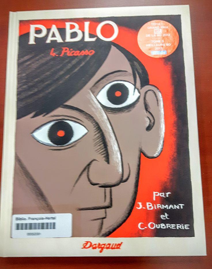 Pablo. 4, Picasso (BD PABL Pic v.4)