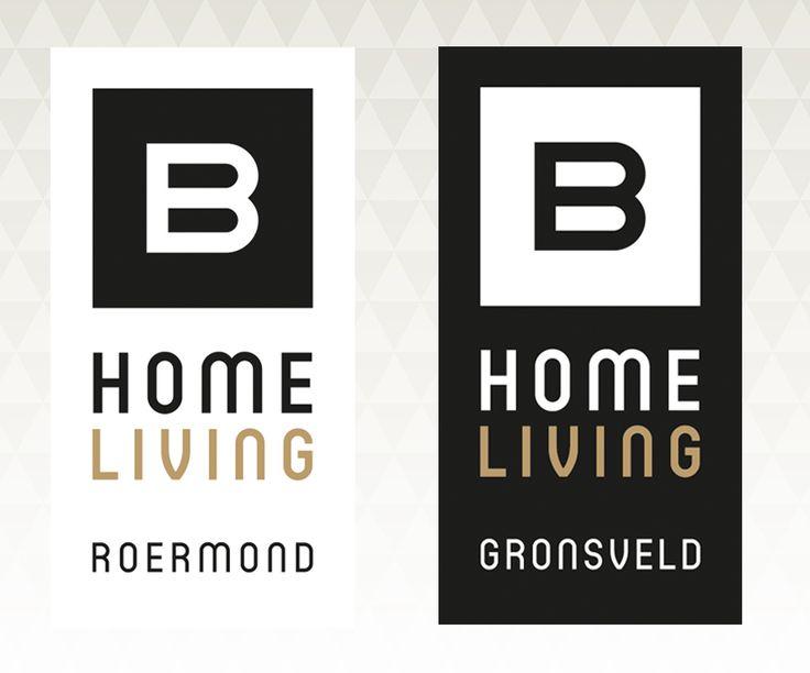 Logo design: B Home Living