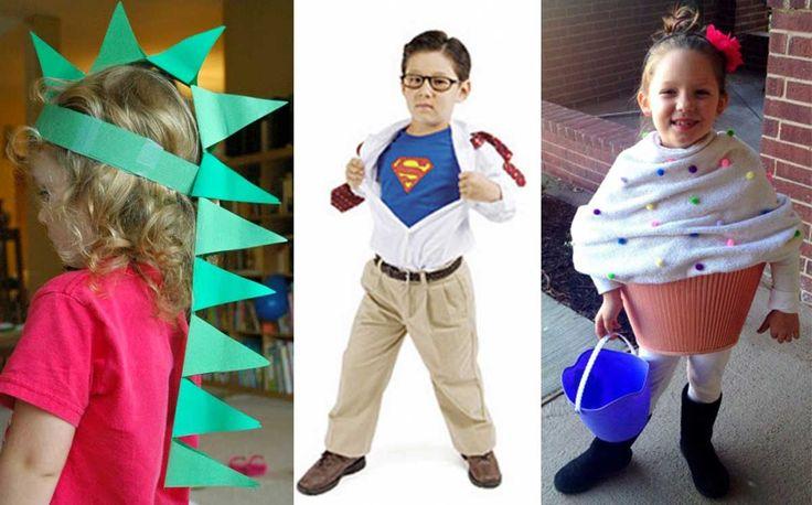 10 sensacionales disfraces económicos para que juegues con tus pequeños