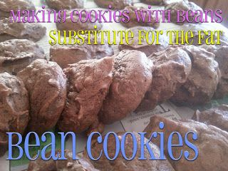 Pulling Curls: Hey Honey, this crazy Mormon is using Beans in Cookies!