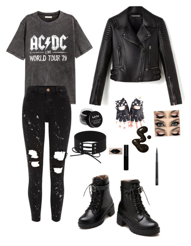 """""""Untitled #12"""" by alexia-nistor on Polyvore featuring River Island, NYX, MAC Cosmetics, men's fashion and menswear"""