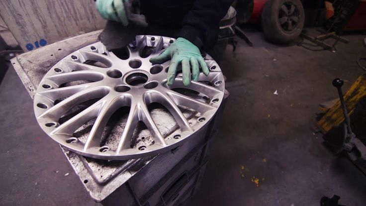JRC Vehicle Repairs Ltd Fareham – Alloy Wheel Repair